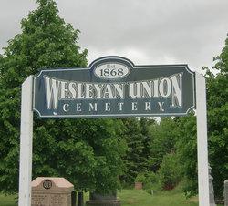 Wesleyan Union Cemetery Est 1868