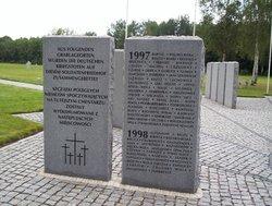 Siemianowice Deutscher Soldatenfriedhof Laurahütte