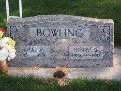 Opal <I>Pratt</I> Bowling