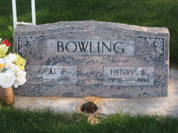 William Henry Bowling