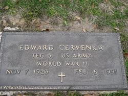 Edward S Cervenka