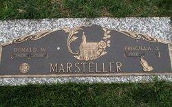 Priscilla J. <I>Myers</I> Marsteller