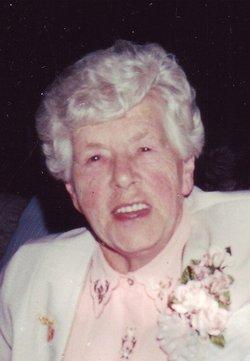 Mabel Winnifred <I>Grundon</I> Flanagan