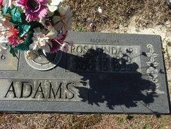 Rosalinda R Adams