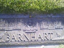 Leonard C Barnhart