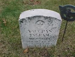 Pvt Vaughan Ingram