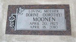 """Dorine Laura """"Dorothy"""" Moonen"""