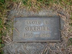 Lloyd B Grenier