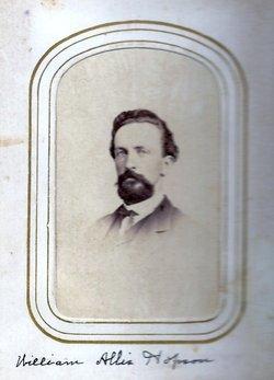 William Allis Hopson
