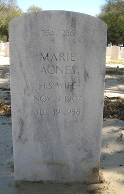 Marie Agnes Peckham