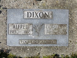 Dorothy Dixon