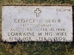 George Albert Silber