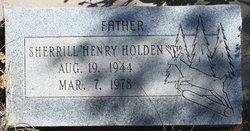 Sherrill Henry Holden