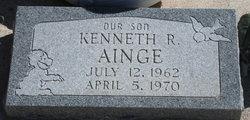 Kenneth R Ainge