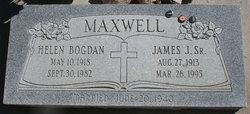 James J Maxwell, Sr