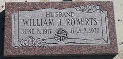 William J Roberts