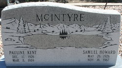 Samuel Howard Mcintyre