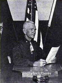 BG John Leonard Pierce