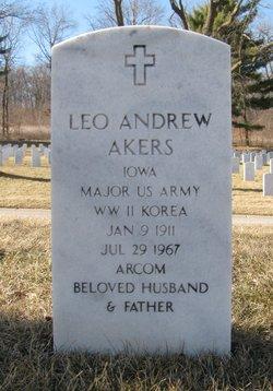 Leo Andrew Akers