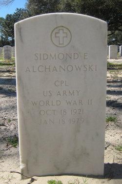 Sidmond E Alchanoski
