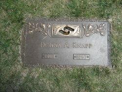Donna M. <I>Anderson</I> Knapp