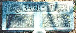 """Amanda Jane """"Mandy Jane"""" <I>Lyday</I> Barrett"""