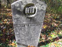 Robert Murray Marshall