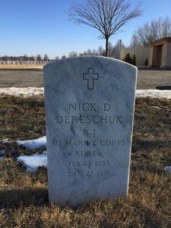 Nick D Dereschuk