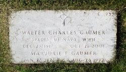 Marjorie E Gaumer