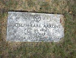 Joseph Earl Aarons