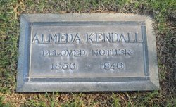 Almeda Sarah <I>Cook</I> Kendall