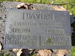 Ernest Edward Davies