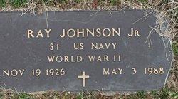 Ray Johnson, Jr