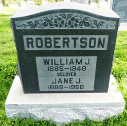William James Robertson