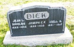 Idell B <I>Murch</I> Dick