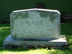 Clara Helen <I>McCune</I> Wade