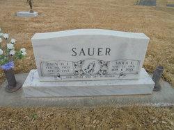 John H.L. Sauer