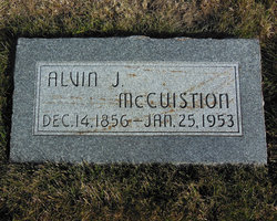 Alvin James Mccuistion