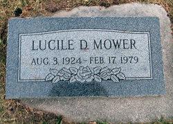 Lucile Mower