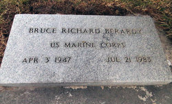 Bruce Richard Berardy