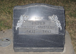 Albert Butch Mikesell