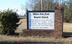 White Oak Fork Cemetery