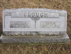 """Amanda """"Manda"""" <I>Swank</I> Clough"""