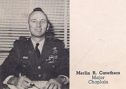Merlin R Carothers (1924-2013) - Find A Grave Memorial