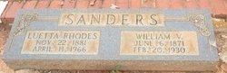 William Vinson Sanders