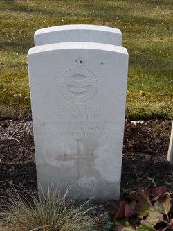 Flying Officer ( W.Op./Air Gnr. ) Douglas James Boston