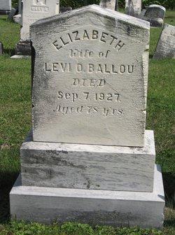 Elizabeth <I>Power</I> Ballou