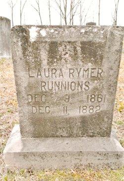 "Laura E. ""Coonie"" <I>Rymer</I> Runion"