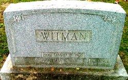 Joseph O Witman