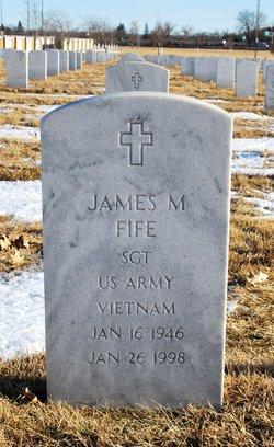 James M Fife
